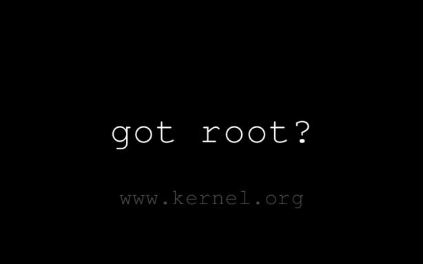 got root???