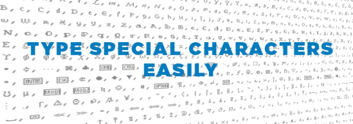 special-characters