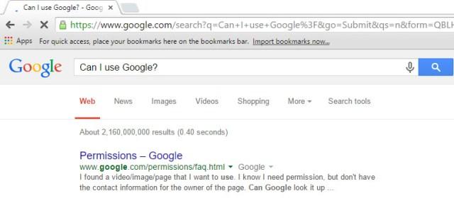 chrometana-search-redirected-to-google