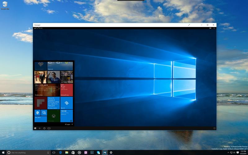 windows-insider-build-14316-connect-app
