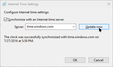 win10-incorrect-time-update-time-internet