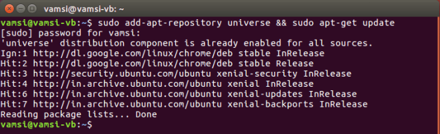 ubuntu overgrive add repository