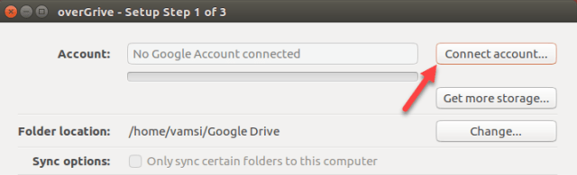 How to Install Overgrive for Google Drive in Ubuntu - Stugon