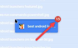 How to See the Number of Files in a Google Drive Folder - Stugon