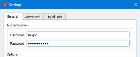 liquidvpn-review-enter-login-details