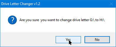 win10-change-drive-letter-click-yes-button