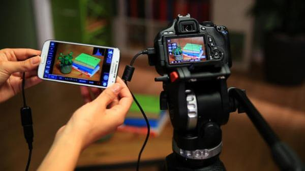 Top 10 uses of OTG cable - Connect and control camera