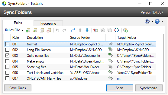 free folder sync software - syncfolders