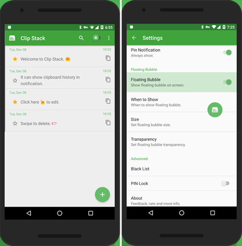 6 of the Best Clipboard Managers for Android [2018] - Stugon
