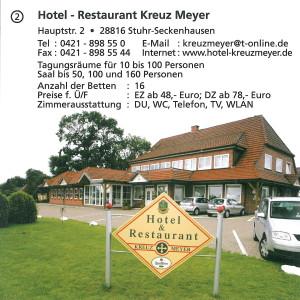 Restaurant und Übernachtung