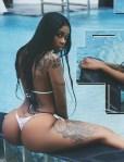 fille noire nue du 50 hot sexy excitante