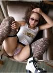 photo sexe exhibe dans le 82 fille noire sexy