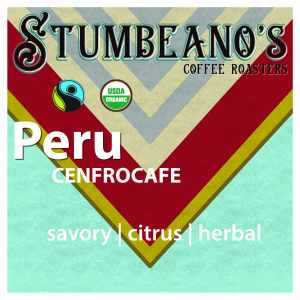 organic coffee peru cenfrocafe