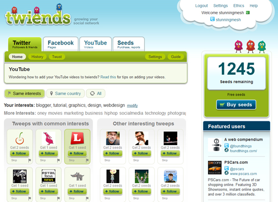 Tips and Links to Get More Traffic Alongwith Like and Followers