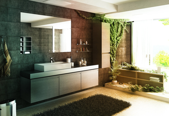 Stunningmesh - Bathroom Samples and Plan