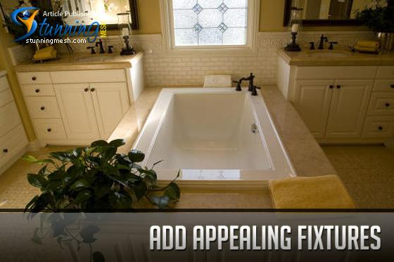 Add appealing fixtures