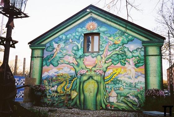 Amazing Street Design Art