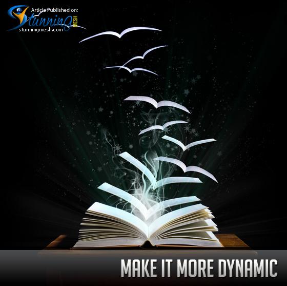 Make it more dynamic