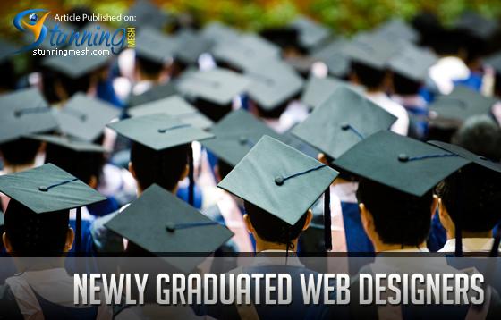 Newly graduated web designers