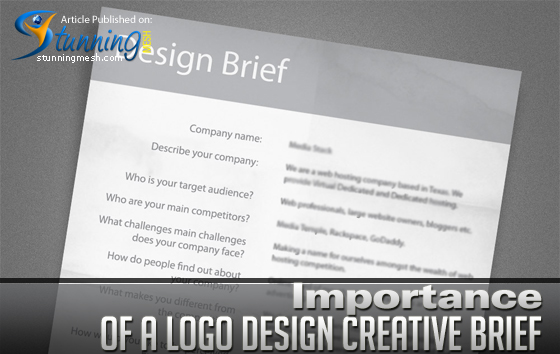 Importance of a Logo Design Creative Brief