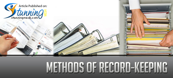 Methods of Record-keeping
