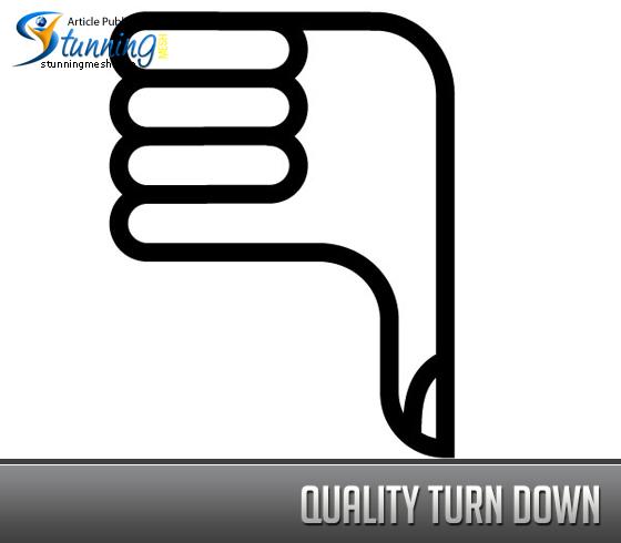 Quality Turn Down