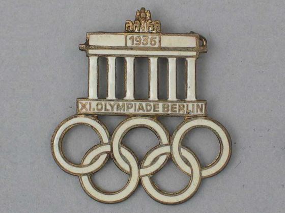 Berlin Olympic 1936 Logo