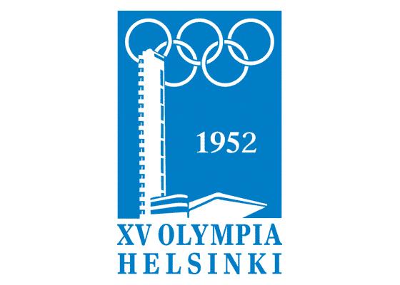 Helsinki Olympic 1952 Logo