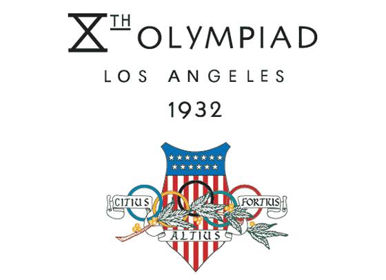 Los Angeles Olympic 1932 Logo