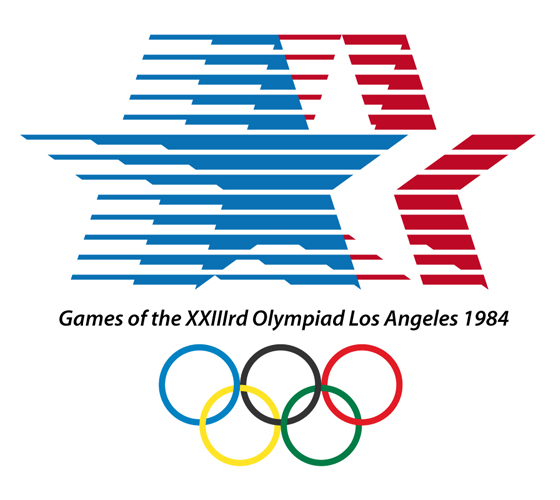Los Angeles Olympic 1984 Logo