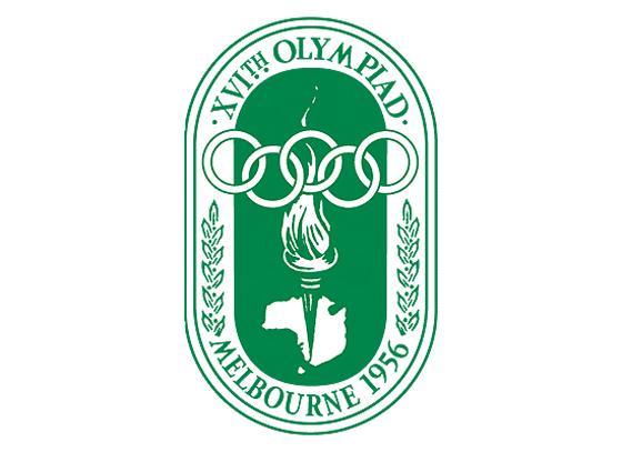 Melbourne Olympic 1956 Logo