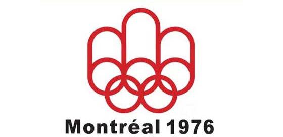 Montreal Olympic 1976 Logo