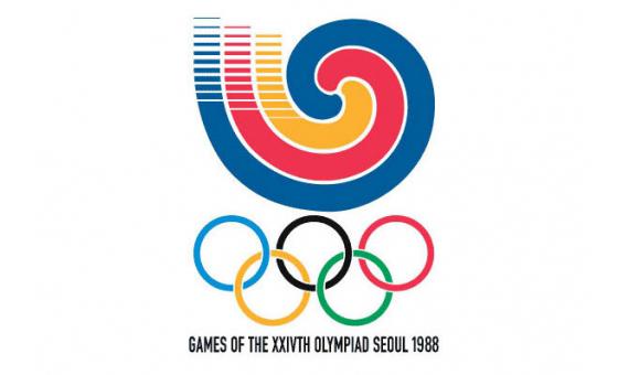 Seoul Olympic 1988 Logo