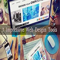 7 Impressive Web Design Tools to Use