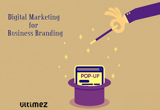 Digital Marketing for Business Branding