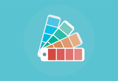 How to use color in the web design