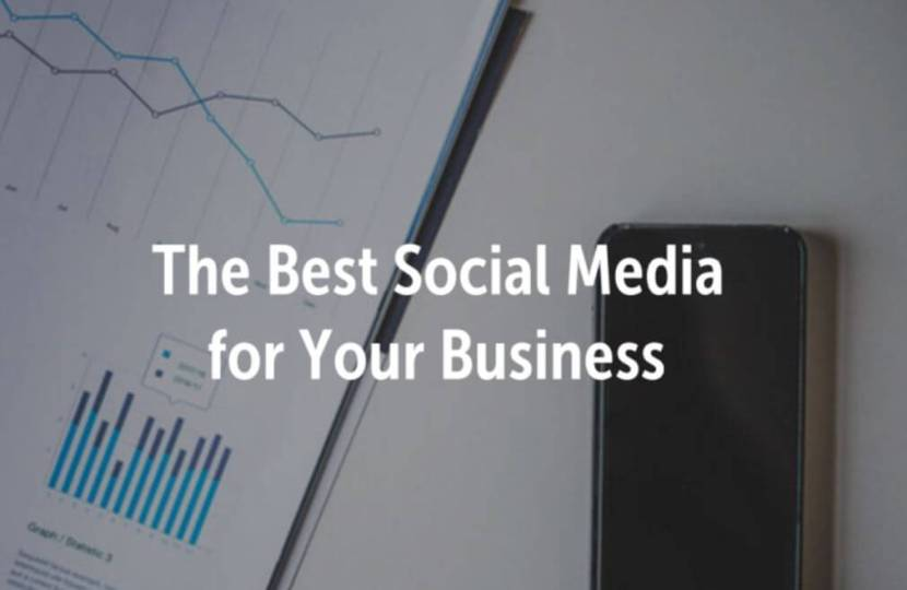 best social media for business header