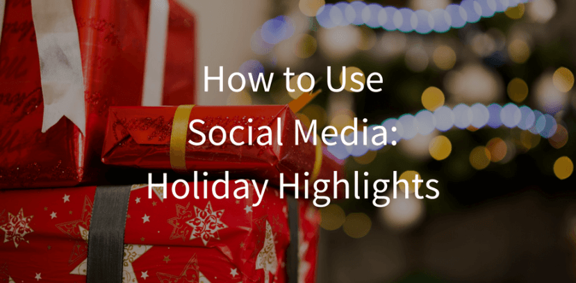 Social Media Highlight holiday Cover Photo