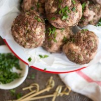 Emergency Meatballs Recipe