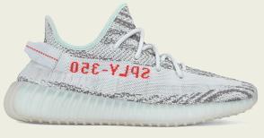 adidas Yeezy Boost 350 - Blue Tint