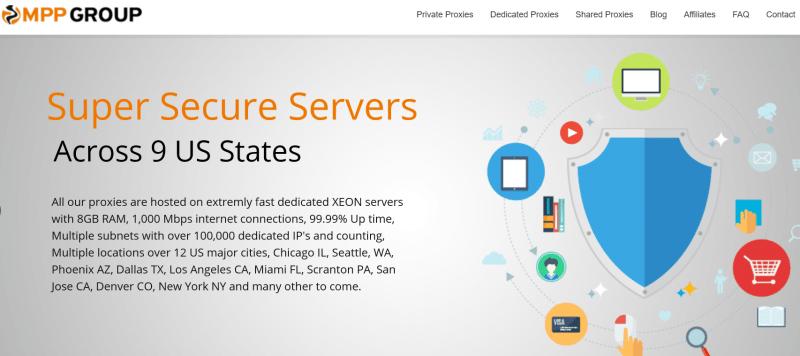 myprivateproxy dedicated proxy servers