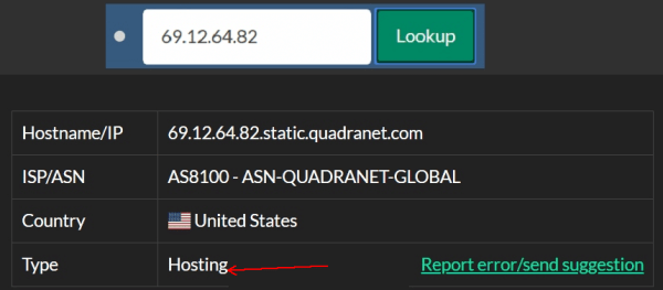 data center IP proxy