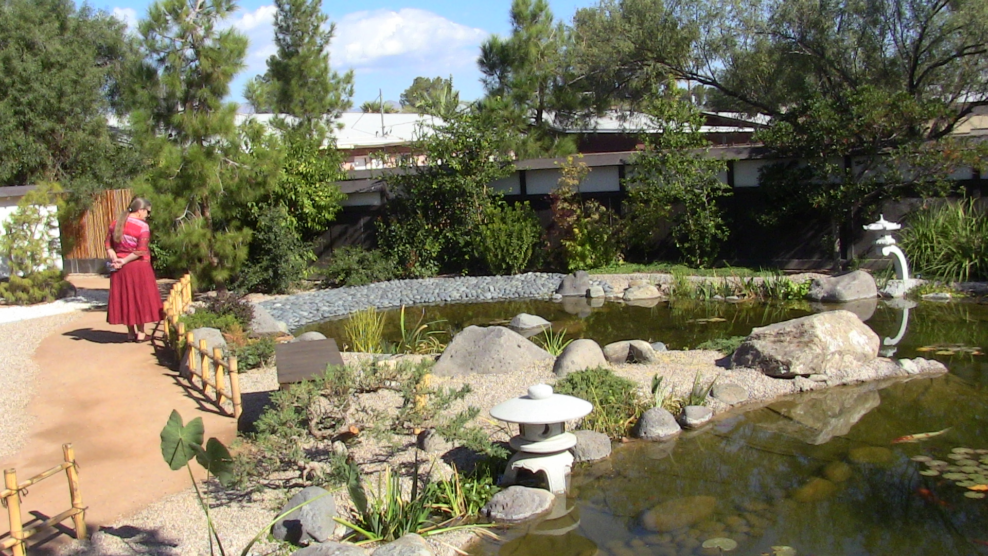 Yume Japanese Garden   Tucson
