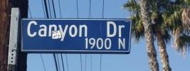 Bronson Caves - Hollywood Hills
