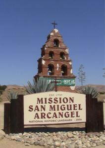 Mission San Miguel - National Historic Landmark