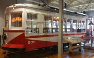 The Trolley Museum - Scranton PA