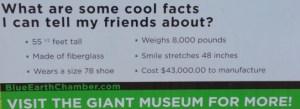 Jolly Green Giant - Cool Factoids