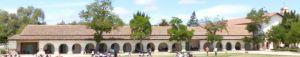 Mission San Juan Bautista - Full Frontal