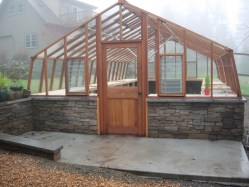 Large Tropic 16 greenhouse with lots of growing space