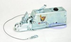 Titan Hydraulic Brake Coupler Drum Model 60 surge coupler brake actuator